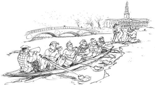 Sketch2rowingonthecharles