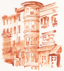 Sketch no. 6 northendboston